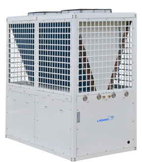 Cold Climate Air Source Heat Pump
